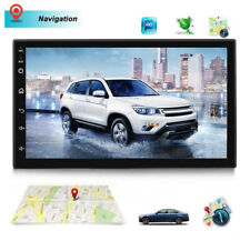 Android 9.1 7 inch Double Din Universal Car Radio FM GPS Multimedia Unit Player
