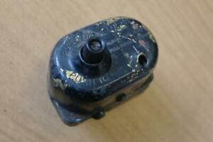 VINTAGE LUCAS PULL AND SPIN WIPER MOTOR FOR SPARES OR REPAIR - 725433 MT12