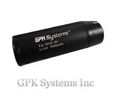 Battery for Ryobi RP4205 Inspection Scope, RP4200 Ruggedized 8mp digital camera