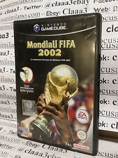 MONDIALI FIFA 2002 KOREA JAPAN Nintendo GameCube GAME CUBE ITALIANO pal