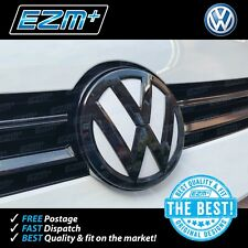 EZM VW Golf 7 MK7 R GTI GTD Badge Inlay Stickers Decals Set MULTIPLE COLOURS