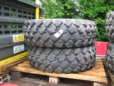 1 NEW UNUSED EX ARMY MICHELIN 1400 X R20 4X4 TRUCK LORRY TYRE TOP QUALITY