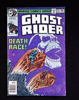 GHOST RIDER #35 DEATH RACE Marvel Comics Group - April 1979