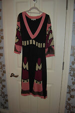 Alice Temperley London Robe tricot-ligne principale-Taille 10