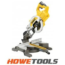 DEWALT DCS777T2 54v Slide mitre saw 216mm blade