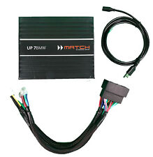 MATCH UP 7BMW CAR DSP PROCESSOR FOR BMW amplificatore DSP 7 canali HIGH END