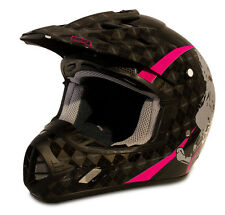 509 HELMET EVOLUTION SNOW  - ARGYLE PINK-MEDIUM # 509-15103