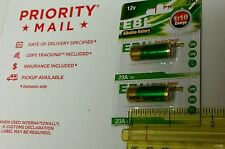W23A , 12V Alkaline Battery 23A, for wireless  door bell . push button location