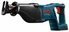 BOSCH CRS180B-RT 18 Volt Lithium-Ion 18V Cordless Reciprocating Saw TOOL ONLY