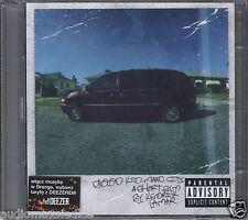 Kendrick Lamar Good Kid, M.a.a.d City [Deluxe] NEW