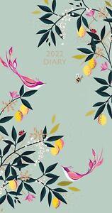 Portico Diaries 2022 - Sara Miller Slim Diary (D22533)