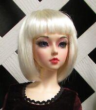 "DOLL Wig, Monique Gold ""Ava"" Size 7/8  - White"