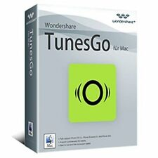 Wondershare tunesgo Mac 8.0 Lifetime versione completa ESD download 29,99 anziché 59,99!