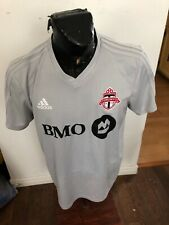 MENS Large Adidas Soccer Football Futbol Jersey Toronto Football Club