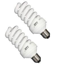 2x Tageslicht-Leuchtmittel 5400K / 30 W Ersatz-Foto-Lampe Daylight-Studioleuchte