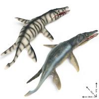 Pliosauro - Pliosaurus - T-Rex - Mosasauro - Action Figure - PVC - 28cm-Jurassic