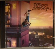 10CC Ten Out Of 10 CD West Germany press Mercury 800 039-2 atomic design disc