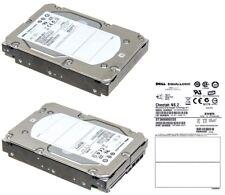 Dell Equallogic 2xnrg SAS 15k 600gb 8.9cm st3600002ss