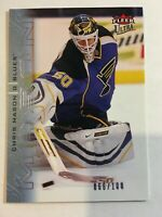 2009-10 Fleer Ultra Ice Medallion - CHRIS MASON #158 St. Louis Blues /100 SP