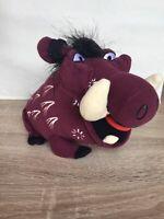 Disney Lion King The Broadway Musical Pumbaa Warthog Plush Soft Toy