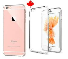 "iPhone 6 6S Case - Crystal Clear TPU Gel Soft Cover (For iPhone 6 or 6S- 4.7 "")"