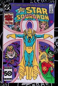 All-Star Squadron #47 1985 DC Comics Secret Origin of Dr Fate Todd McFarlane Art