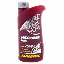 1 Liter MANNOL Maxpower 4x4 75W-140 API GL 5 Getriebeöl 75W140