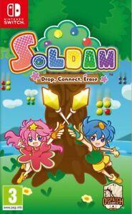Soldam Drop, Connect, Erase (Nintendo Switch)