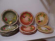 Laurie Gates Cinco de Mayo (10) Ceramic Salad, Dessert Plates (S6