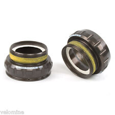 Campagnolo Record Bottom Bracket Cups Italian 36x24tpi fits Chorus & Super