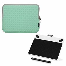 """8.5"""" Anti Shock Pouch Case For Wacom Intuos Draw Ctl490Dw Digital Drawing Tablet"""