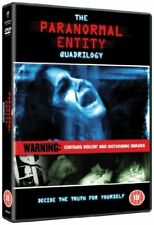 Paranormal Entity 1-4 Collection [DVD][Region 2]
