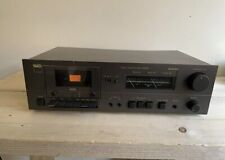NAD 6040A Dolby HX Vintage Cassette Tape Deck 80s Hifi Separate Tested FREE P&P