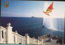 ANTIGUA POSTAL RECUERDO DE BENIDORM WIND SURF ALICANTE POSTCARD          CC01712