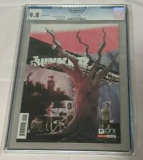 THE BUNKER #2 ECCC VARIANT ROB GUILLORY COVER ONI PRESS CGC 9.8 NM/MT