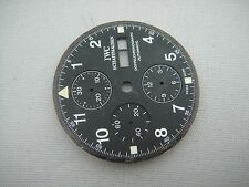 IWC AUTOMATIC CHRONOGRAPH FOR DOPPELCHRONOGRAH SPLIT DIAL ORIGINAL USED