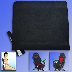 Large Variable Back Cushion Support Cushion Lumbar Cushion For Office Car Travel