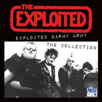 The Exploited : Exploited Barmy Army: The Collection CD (2013) ***NEW***