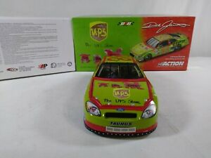 Action 1:24 #88 Dale Jarrett UPS Toys For Tots 2005 Taurus 1 OF 204 BANK