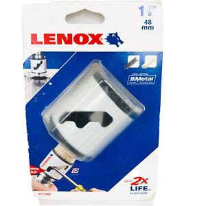 "NEW Lenox T2 Technology Hole Saw 1-7/8"" Bi Metal Speed Slot USA 1771968"