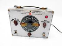 ELECTRONIC MEASUREMENTS CORP. EMC MODEL 500 RF SIGNAL GENERATOR VINTAGE