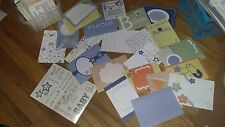 Creative Memories 4 x 6 Paper Photo Album Accents Baby Boy