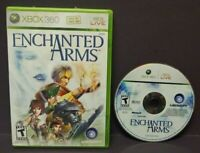 Enchanted Arms -   Microsoft Xbox 360 RPG  Game - Tested !