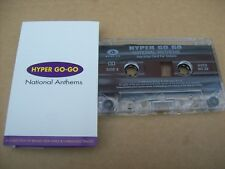 HYPER GO-GO - national anthems  .. cassette album 1996