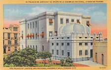 Panama City The Palace of Justice and National Assembly Hall