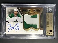 2014-15 The Cup Tyler Seguin Limited Logos /25 BGS 9.5 10 Auto