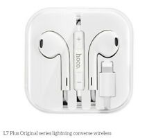 Apple Iphone  Lightning Earphone, Headphone with wire control and mic, direct