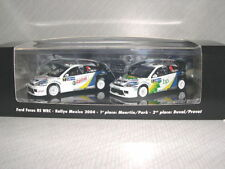 Ford Diecast Racing Cars with Advertising Specimen