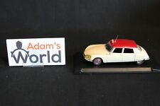 Eligor Citroën DS21 1967 1:43 Taxi, red / beige (JMR)