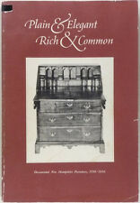 New Hampshire Antique Regional Furniture - 1978 Exhibit Catalog